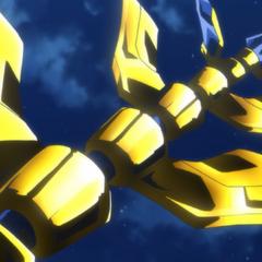 Tsubasa's Seven-Branched Sword