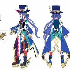 Tsubasa's Wonderland Gear