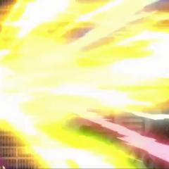 All Symphogear energy combine into energy ball