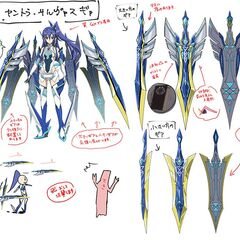 Tsubasa's Mecha Gear