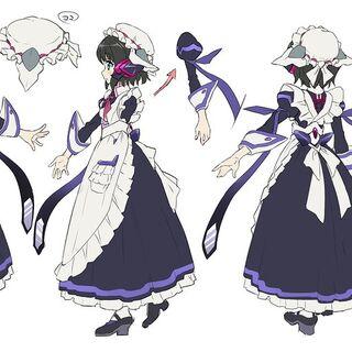 Miku's Maid Gear