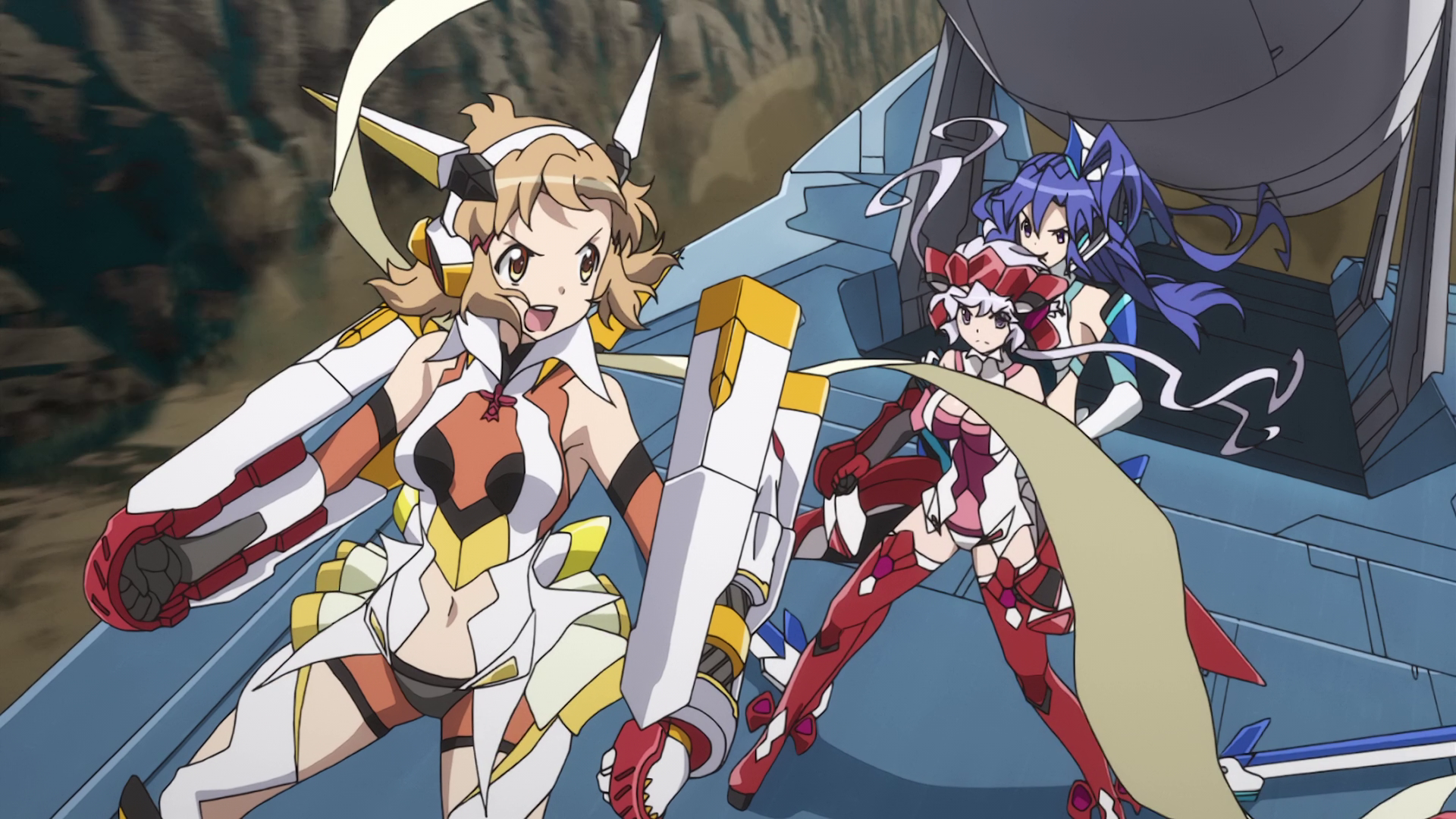 [Anime do Mês] - Senki Zesshou Symphogear 3/5 Latest?cb=20170801113546