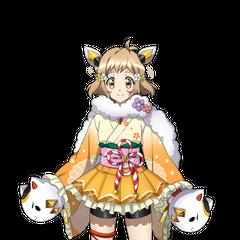 Hibiki's Furisode Gear