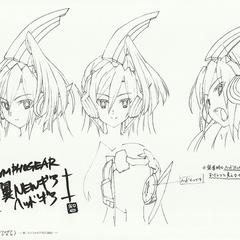 Tsubasa's X-Drive Headset