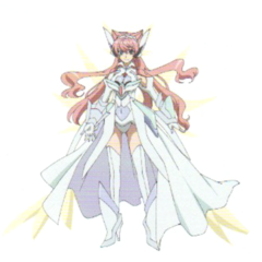 Maria's Airgetlám in X-Drive form in <i>G</i>.