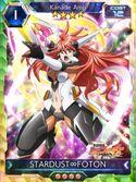 Symphogear XDU Card 518 EN
