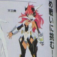 Kanade's Gungnir design