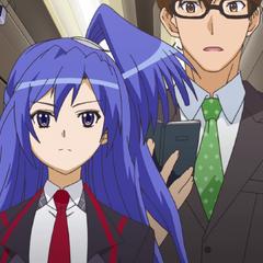 Tsubasa and Shinji