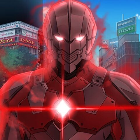 Ultraman uses his Limiter Release