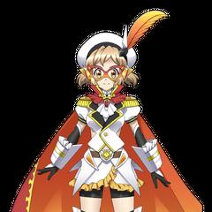 Hibiki's Kaito Gear