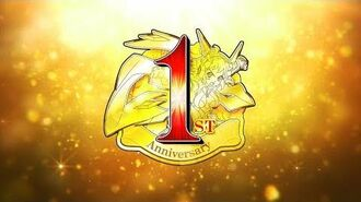 「戦姫絶唱シンフォギアXD UNLIMITED」リリース1周年記念PV