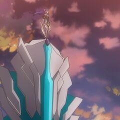 Tsubasa's sword