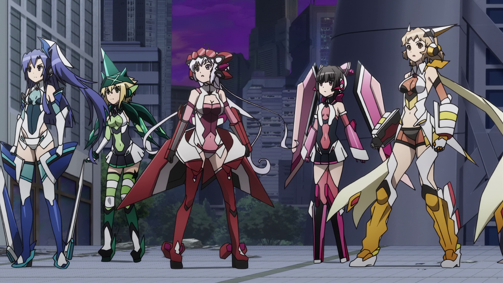 [Anime do Mês] - Senki Zesshou Symphogear 3/5 Latest?cb=20170903121645