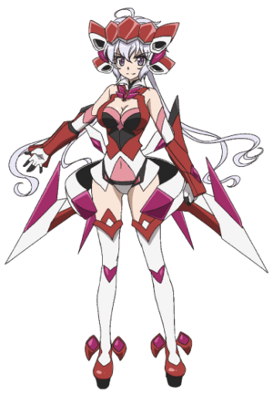 Chris Symphogear XV