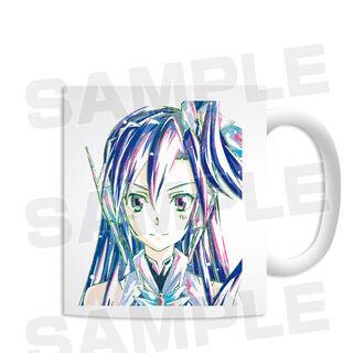 Tsubasa XV Ani-Art Mug