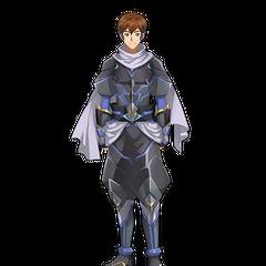 Shinji in Ninja outfit 1