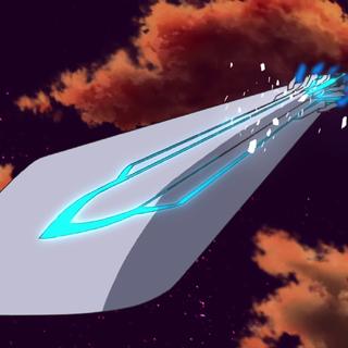 Tsubasa's third Armed Gear
