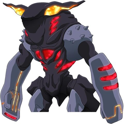 The Nephilim's third form in <i>XDU</i>