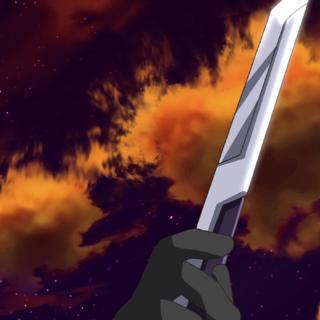 Tsubasa's sixth Armed Gear 'Dagger'