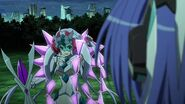 Symphogear S1E4 Zetto Ame no Habakiri Superb Song