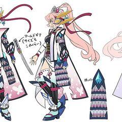 Maria's Sengoku Gear