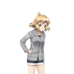 Other Universe Hibiki's Clasual Clothes