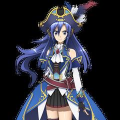 Tsubasa's Pirate Gear