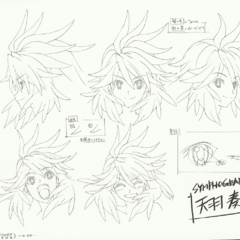Kanade Head Sheet