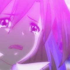 Tsubasa crying