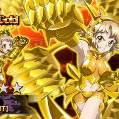 Alchemic Gold Hibiki