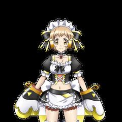 Hibiki's Maid Gear