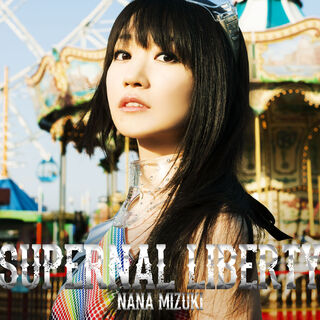 Cover for SUPERNAL LIBERTY limited edition