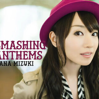 Cover for SMASHING ANTHEMS