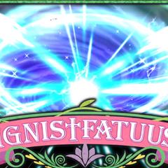 IGNIS†FATUUS
