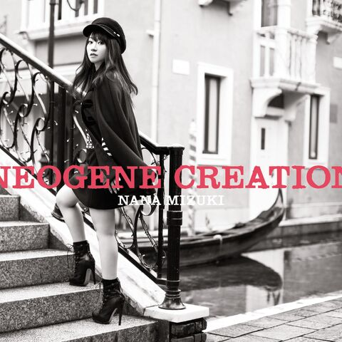 NEOGENE CREATION (CD+DVD)