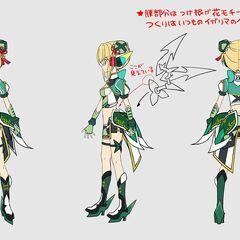 Kirika's Chinese Gear