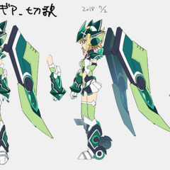 Kirika's Mechanica Gear
