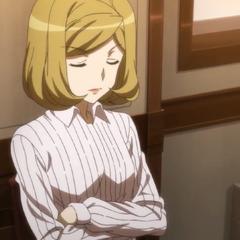 Hibiki's teacher