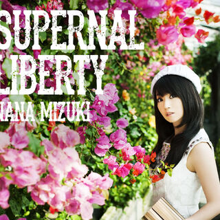 Cover for SUPERNAL LIBERTY