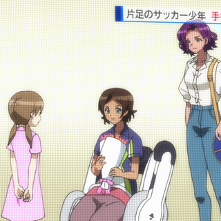 Cameo with Sonia in episode 5