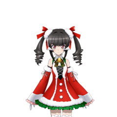 Shirabe's Christmas Gear