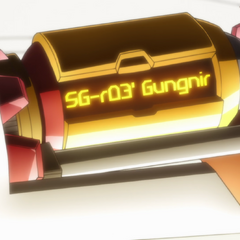 Gungnir's Model Number in <a href=