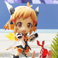 Another image of Chibi Merchandise Hibiki attack Noise