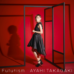 Futurism alternate limited edition cover
