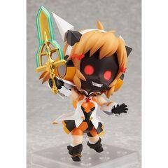 Chibi Merchandise Hibiki (berserk form) using Durandal