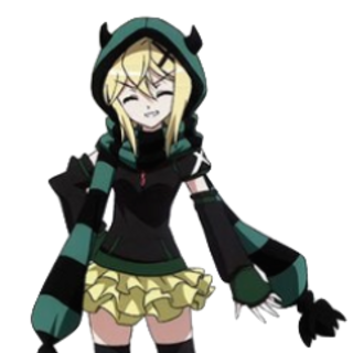 Kirika's second casual <i>G</i> outfit.