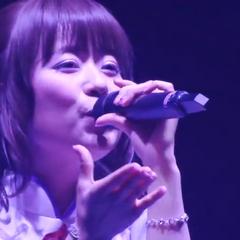 Yuka singing <a href=