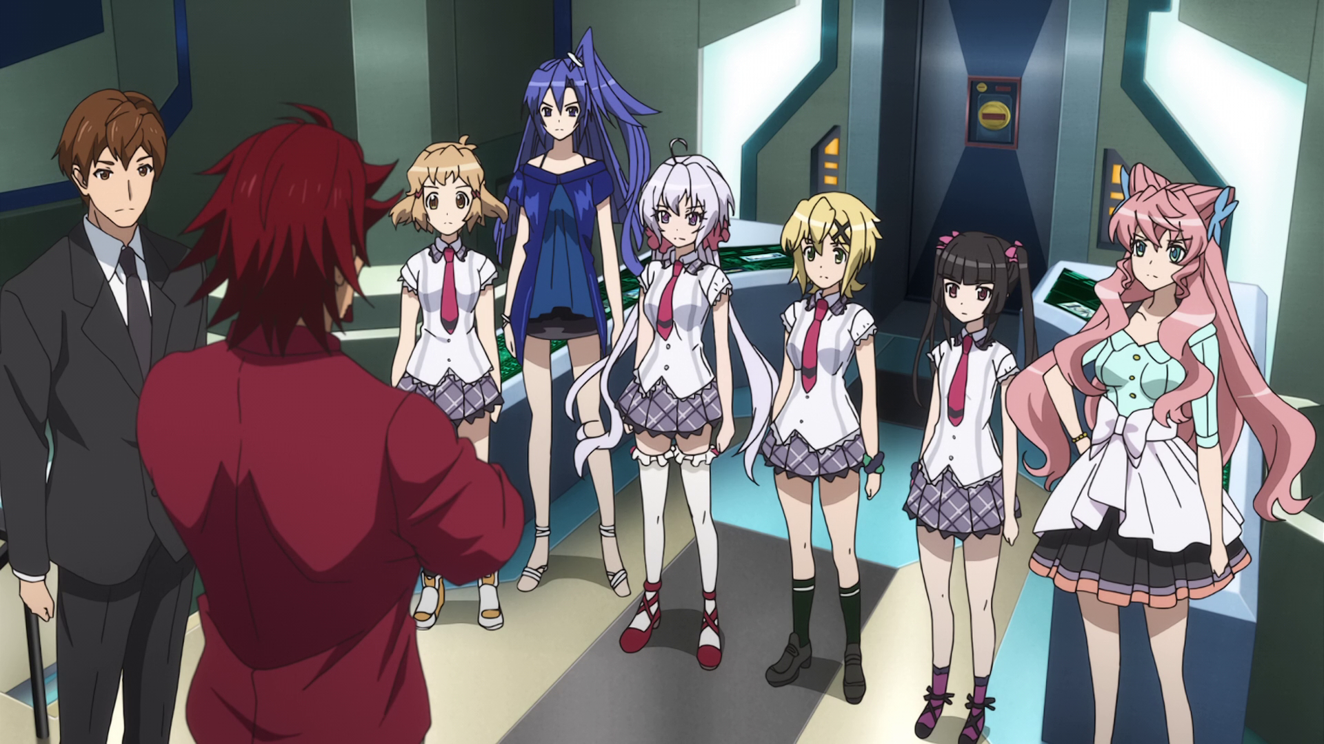 [Anime do Mês] - Senki Zesshou Symphogear 3/5 Latest?cb=20170831183629