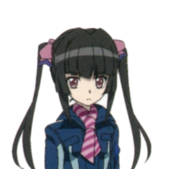 Shirabe (S.O.N.G. Uniform)