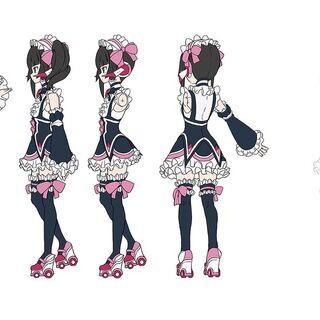 Shirabe's Maid Gear